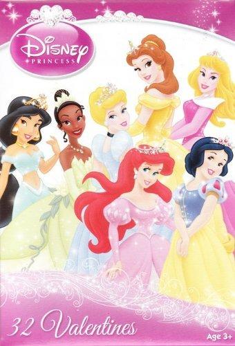 Disney Princess Valentines