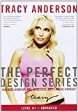 Tracy Anderson Perfect Design Series - Level lll Advanced DVD