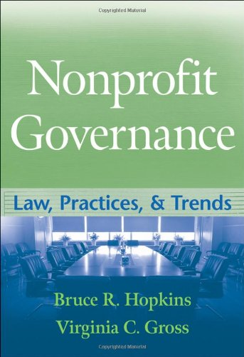 Nonprofit Governance: Law, Practices, and Trends PDF