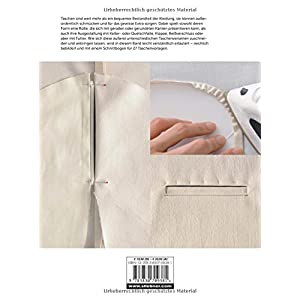Taschen an Kleidungsstücken perfekt genäht: Mit Schnittmusterbogen