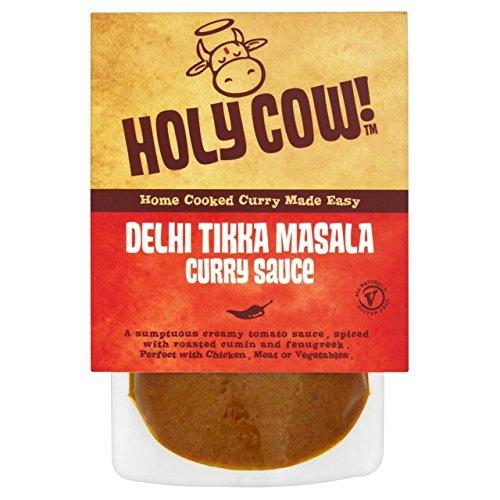 Holy Cow! Delhi Tikka Masala Curry Sauce 250g