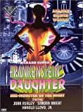 echange, troc Frankenstein'S Daughter [Import USA Zone 1]