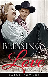 A Western Romance: Blessings Of Love - Western Love Story: by Paige Powers ebook deal