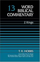 2 KINGS VOL 13 HB (Word Biblical Commentary)