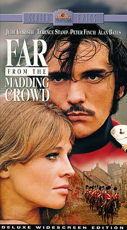 Far From the Madding Crowd [VHS] [Import]