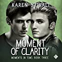 Moment of Clarity: Moments in Time, Book 3 Audiobook by Karen Stivali Narrated by Robert Nieman