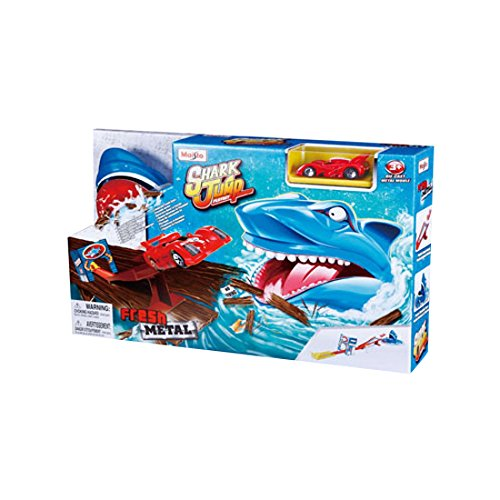 Tobar Shark Jump Playset - 1