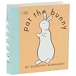 Board Book : Pat The Bunny