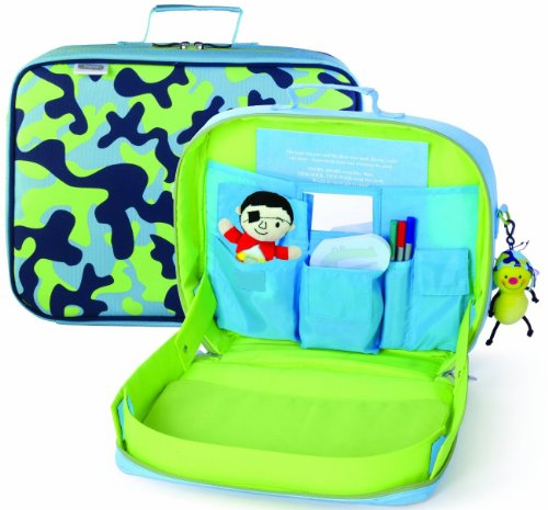 Kids Preferred Content and Calm Camo Traykit - 1