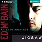 Jigsaw: An 87th Precinct Novel, Book 24 | Ed McBain