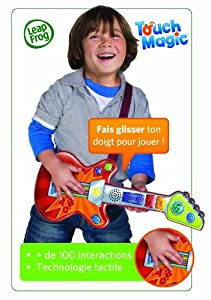 Leapfrog Touch Magic - Ma Guitare Rock