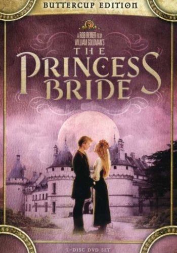 Cover art for  The Princess Bride - Buttercup Edition