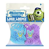 Disney Monsters U Sulley Loom Bands and Charm Pack (200 Bands, 6 Clips and 1 Charm)