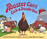 img - for Rooster Can't Cock-a-Doodle-Doo book / textbook / text book