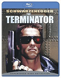 Cover of &quot;The Terminator [Blu-ray]&quot;