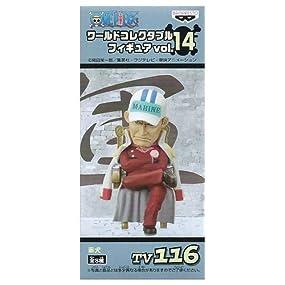 ONE PIECE ワンピース ワールドコレクタブルフィギュア vol.14 TV116 赤犬