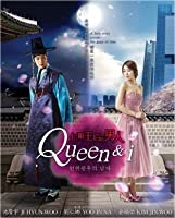Queen And I Queen Inhyuns Man Korean Drama Dvd With English Subtitle Ntsc All Region