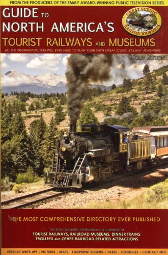 Guide to North America's Tourist Railways and Museums