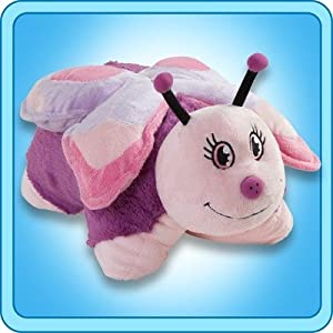 My Pillow Pets Pink Butterfly - Pink by My Pillow Pets