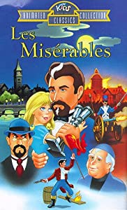Les Miserables (Animated) [VHS]