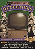 Cover art for  1950s TV's Greatest Detectives