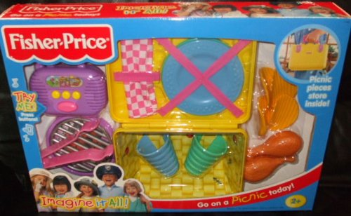 Fisher Price Picnic front-1048534