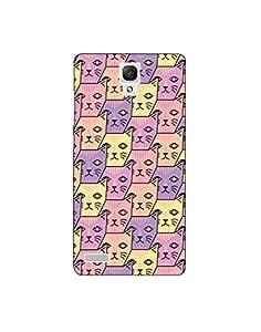 Xiomi Redmi Note Prime nkt03 (335) Mobile Case by Leader