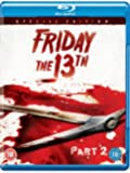 Friday the 13th Pt. 2 [Blu-ray] [Import]