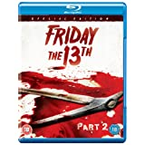 Friday the 13th 2 [Blu-ray] [1981]by Amy Steel