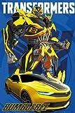 トランスフォーマー/ロストエイジ ポスター Transformers 4 Bumblebee(140620)