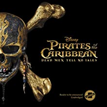 Pirates of the Caribbean: Dead Men Tell No Tales Audiobook by Elizabeth Rudnick Narrated by Simon Vance
