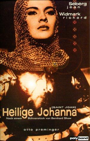 Die heilige Johanna [VHS]