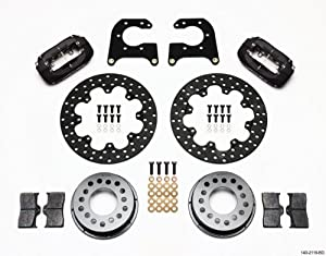 Wilwood 140-2119-BD Drag Rear Disc Brake Kit for New Big Ford