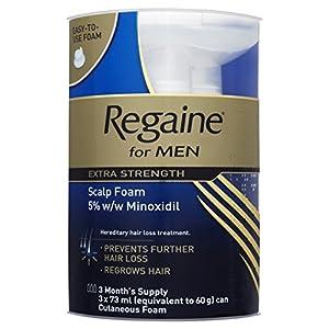 Regaine Foam 3 Month's Supply