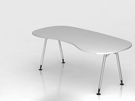 Supporto tavolo renale a 200x 100cm, grigio