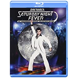 Saturday Night Fever [Blu-ray]