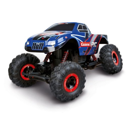 Carrera RC 370100010 - Rock Crawler, blau