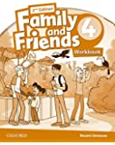 Family & Friends 4. Activity Book - 2ª Edición (Family & Friends Second Edition)