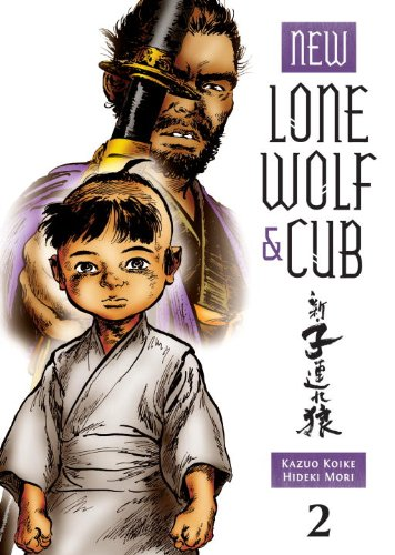 Lone Wolf and Cub volumen 2