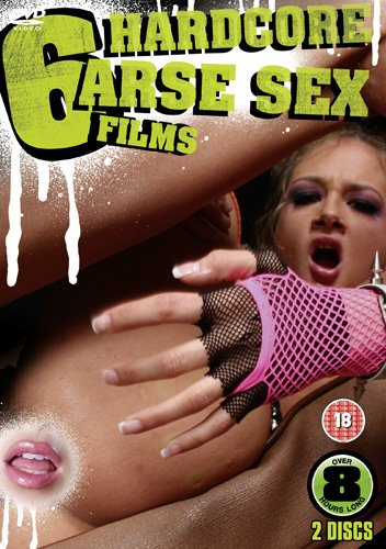 6 Hardcore Arse Sex Films (6 Film, 2 DVD Set) [DVD]