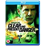 Clear and Present Danger [Blu-ray] [1994] [Region Free]by Harrison Ford
