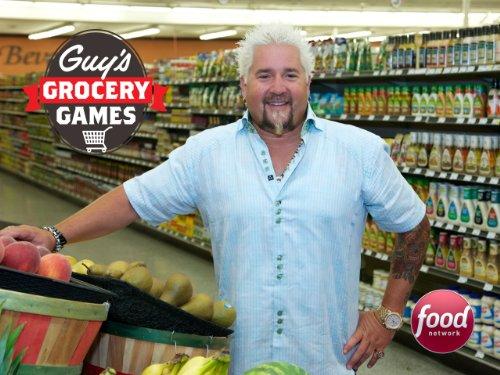 Guy's Grocery Games Season 2
