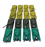 16 Pc Army Military Tanks Play Set (3 Colors)