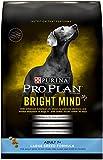 Purina Pro Plan  Dry Dog Food, Bright Mind, Adult 7+ Large Breed Formula,  30-Pound Bag, Pack of 1