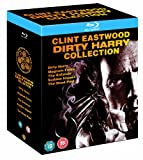 Dirty Harry Boxset (Dirty Harry, Magnum Force, The Enforcer, Sudden Impact, The Dead Pool [Blu-ray][Region Free]