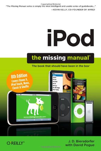 iPod: The Missing Manual, Biersdorfer