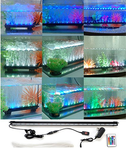 Amzdeal® Underwater Aquarium LED Light Bar Flood