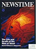 img - for Newstime magazine: The Life and Death of the Man of Steel (May 1993) book / textbook / text book
