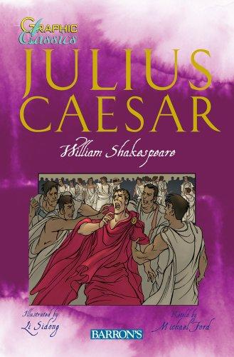 a literary analysis of the play julius caesar by william shakespeare