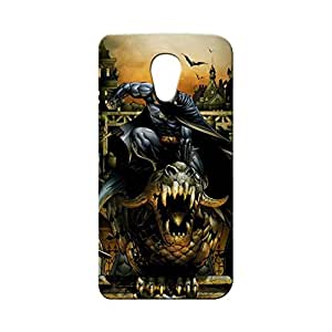 BLUEDIO Designer Printed Back case cover for Motorola Moto G2 (2nd Generation) - G0950